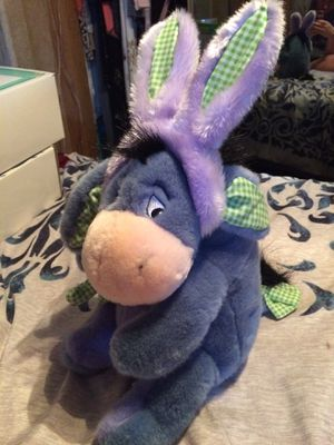 Eeyore from the Disney store for Sale in Elma, WA