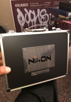 Nixon WATER PIPE GWEED | HAUS |RIG FOR EXTRACTS AND FLOWER for Sale in Norwalk, CA