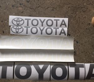 Toyota forklift model 8 stickers / decals for Sale in Los Angeles, CA