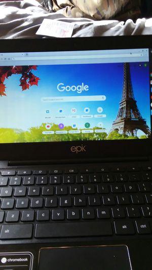 Epk chromebook laptop for Sale in Valdosta, GA