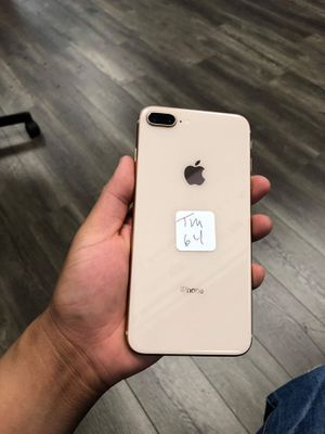 IPHONE 8 PLUS 64GB T-MOBILE METRO for Sale in Garland, TX