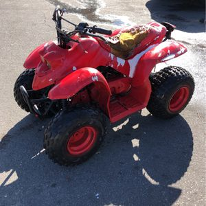 2 Stroke 90cc Chinese ATV/Kids Quad Project Bike for Sale in Chula Vista, CA