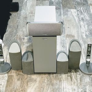 Polk Audio RM6900 5.1 Home Theater Speaker System for Sale in Wantagh, NY