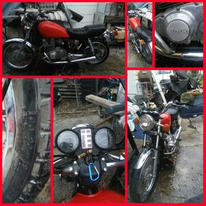 Motorcycle suzuki 1985 only 14,000miles for Sale in San Antonio, TX
