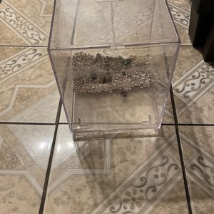 Rimless Tank With Filter for Sale in Los Angeles, CA