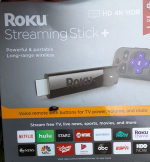 Roku streaming device for Sale in Gladstone, OR