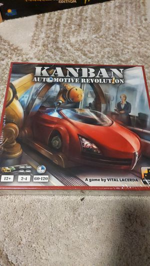 Kanban Board Game for Sale in Alameda, CA