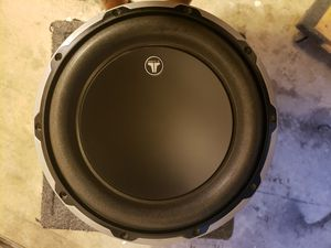"""10"""" JL W6 Subwoofer. Great Condition. for Sale in HUNTINGTN BCH, CA"""