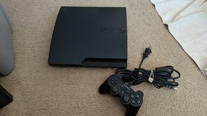120 GB PS3 Slim for Sale in Everett, WA