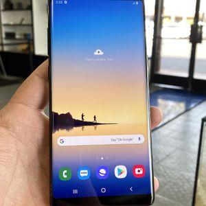 Samsung Galaxy Note 8 64GB Unlocked for Sale in Santa Ana, CA