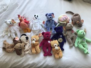 Bundle purchase TY beanie babies for Sale in San Francisco, CA