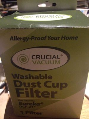 Eureka DCF21 High quality replacement filter washable & reusable for Sale for sale  Brooklyn, NY