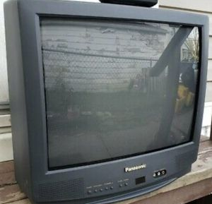 "Panasonic- 32"" CRT TV Retro Gaming Television Vintage ORIGINAL for Sale in Stafford, TX"
