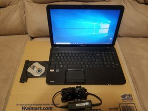 Toshiba C855 with Windows 10 for Sale in Zephyrhills, FL