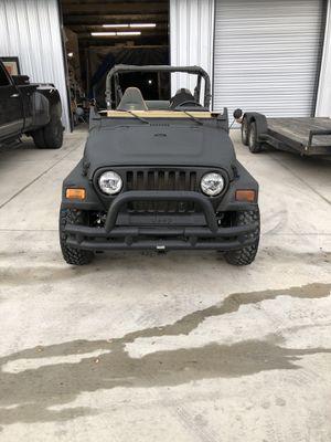1998 Jeep Wrangler Sahara TJ 4x4 Automatic Tran for Sale in Austin, TX