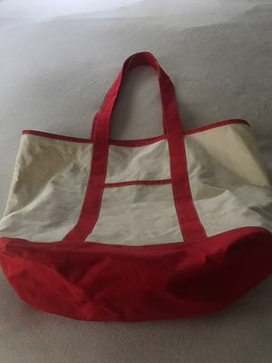 Canvas Tote Bag Preowned for Sale in Davenport, FL