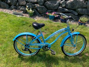 Greenline Beach Cruiser Bicycle - 7 speed gear shift for Sale in Snohomish, WA