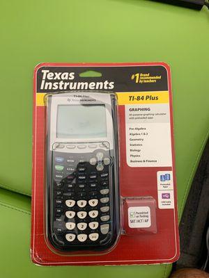 TI-84 Plus Graphing Calculator for Sale in Fullerton, CA