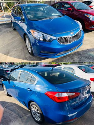 2014 KIA FORTE 130k MILES CLEAN TITLE DISCOUNT for Sale in Bellaire, TX