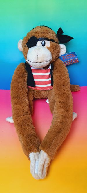 Monkey Business 16 Inch Plush Toy for Sale in Santa Ana, CA