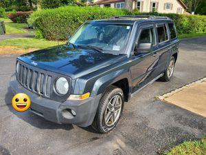 2008 JEEP Patriot 2.4L Sport Limited, 4x4 SUV, Dark Blue for Sale in Manville, NJ