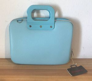 """Aqua Blue Bombata Micro 11"""" Notebook tablet Case by Fabio Guidoni Italy for Sale in Tempe, AZ"""