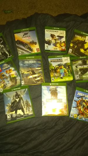 Xbox games for Sale in Gilbert, AZ