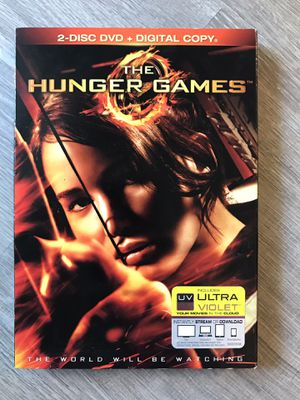 The Hunger Games DVD for Sale in Bremerton, WA