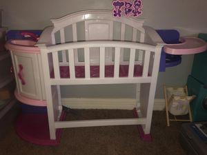 Baby doll crib for Sale in Tamarac, FL