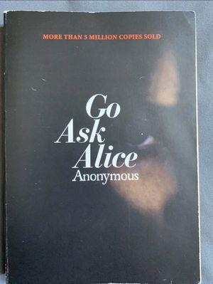 Go Ask Alice for Sale in Pacifica, CA