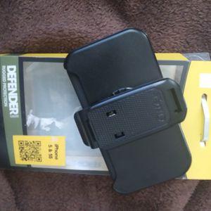 Otter box Iphone 5 5s Case W/clip for Sale in San Antonio, TX