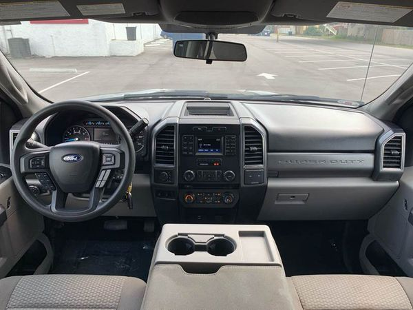 2018 Ford F-250
