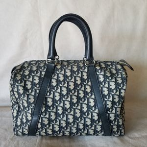 Vintage Christian Dior Trotter monogram canvas handbag for Sale in Edmond, OK
