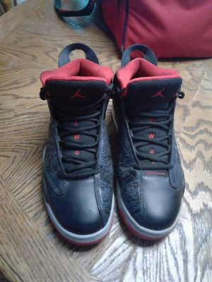 Jordan's size 9 and a half...like new...$125 for Sale in Windsor, ON