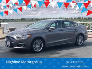 2013 Ford Fusion for Sale in Antioch, CA
