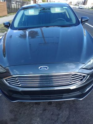 2018 Ford fusion hybrid se for Sale in Los Angeles, CA