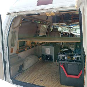 1998 Ford econline camper van 101,000 for Sale in Miami, FL
