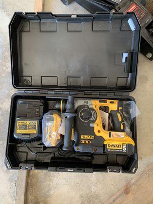 DEWALT 20V MAX SDS Rotary Hammer Drill Kit, 5-Ah Batteries (DCH273P2) for Sale in Walnut, CA