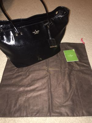Kate Spade Patent Leather Purse / Tote for Sale in San Diego, CA