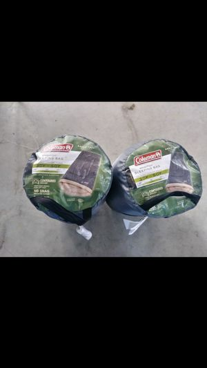 Matching Coleman Sleeping Bags for Sale in CASTLE SHANN, PA