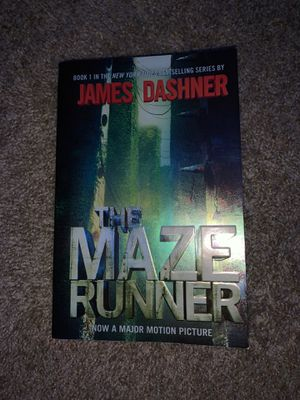 The Maze Runner, Soft Cover for Sale in Seaford, DE