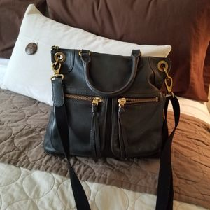 Authentic FOSSIL leather bag for Sale in Ontario, CA