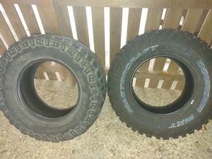 Courser MXT Lt 305 65R17 mud tires for Sale in Baker, LA
