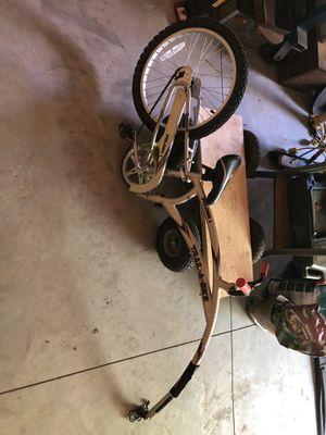 Adams Trail A Bike Trailer for Sale in Akron, OH