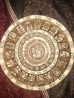 Mayan calendar for Sale in Kansas City, MO