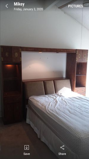 Full size Bedroom set for Sale in Independence, MO
