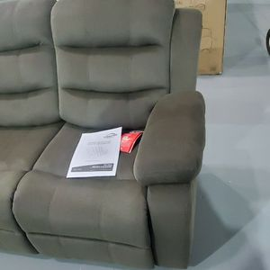 Brand New Rodman Mossy Green Motion Reclining Loveseat for Sale in Madison Heights, MI