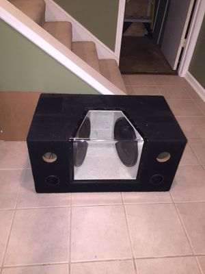 Car Subwoofer for Sale in Rockville, MD
