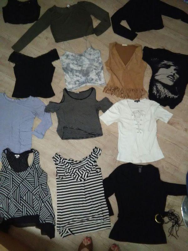 Size M women clothes