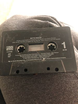 Bette middler cassette for Sale in Sloughhouse, CA